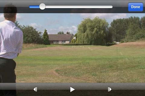 Android Golf Apps Screenshot 2