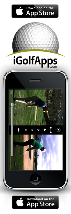 Golf Long Game iPhone App