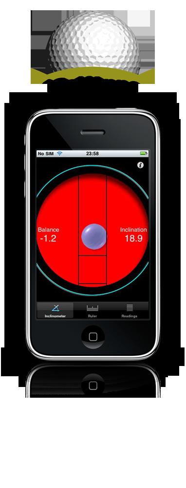 iStimp - Golf Stimp Meter iPhone App