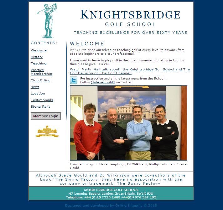 knightsbridgegolfschool.com